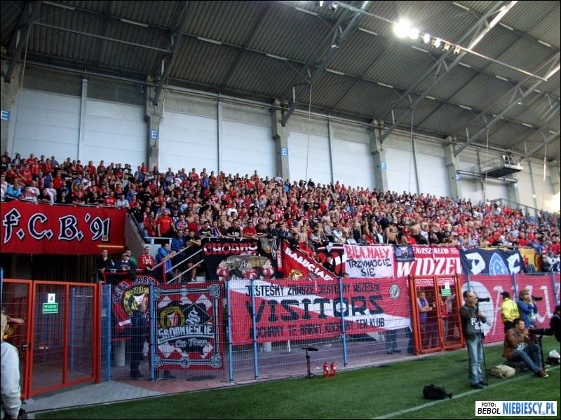Piast Gliwice - Widzew Łódź